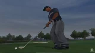 Tiger Woods PGA Tour 2005 PS2 Gameplay HD