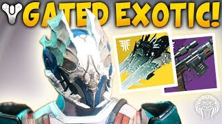 Destiny 2: LOOT GLITCH WARNING & GATED EXOTIC! Engram Exploit, Future Quest Step & Bungie's Response