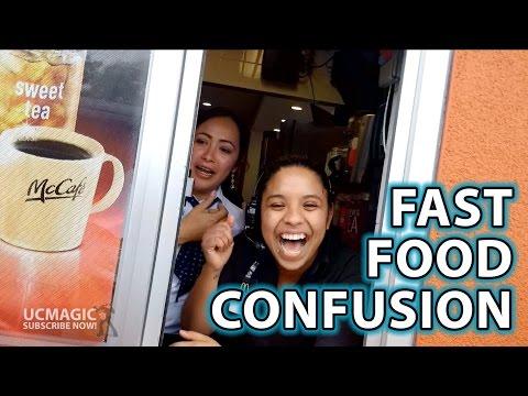Drive Thru Prank : FAST FOOD CONFUSION