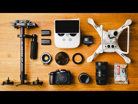 Top 5 FAVORITE Pieces Of GEAR For TRAVEL