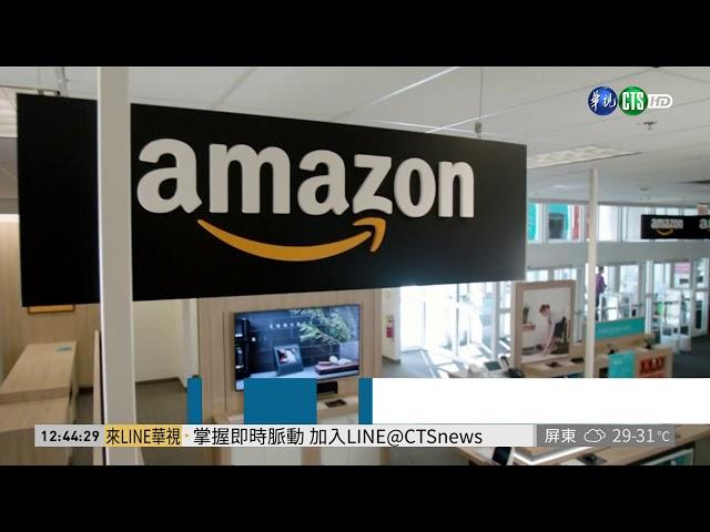 電商巨擘亞馬遜 縮減中國市場服務 | 華視新聞 20190419