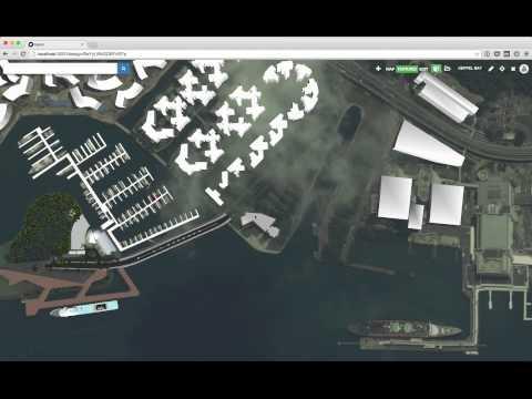 Urbanetic Fabric - Keppel Island