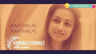 kadhale kadhale remix movie 96 mix by dj mahesh saravana mixstation crew entertainment
