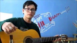 MẮT ĐEN - Ủng hộ show ĐÔI BÀN TAY THẮP LỬA (GPT solo)