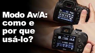 Modo AV/A: como e por que usá-lo? (AULA 12)