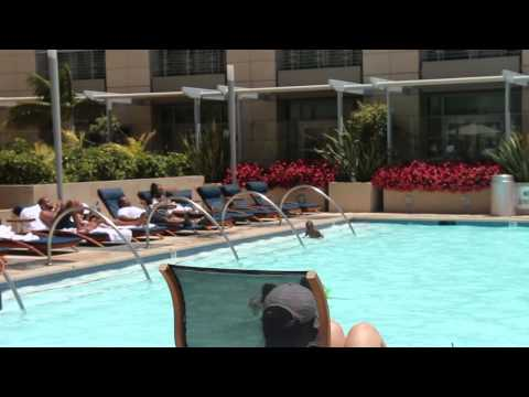 Hotel Omni  Downtown Gaslamp San Diego Review and hotel tour