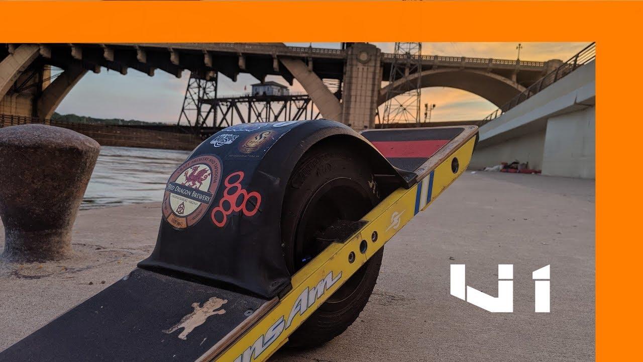 Onewheel V1!