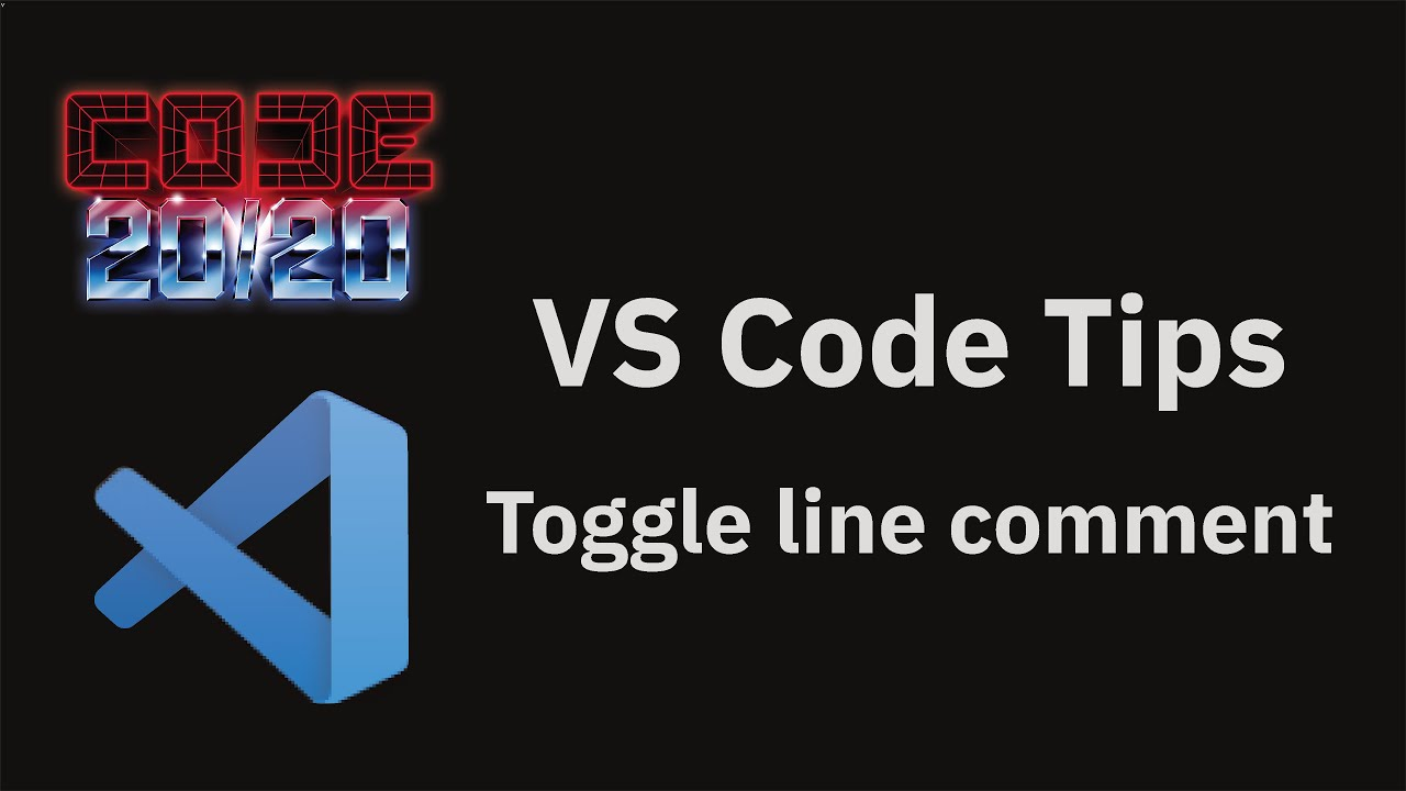Toggle line comment