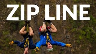 Adventure xtreme sport – Zipline Cusco – Conde Travel