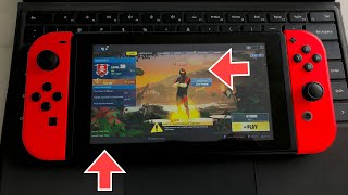 * NEW * FORTNITE GETTING THE ICONIC SKIN!! ON NINTENDO SWITCH