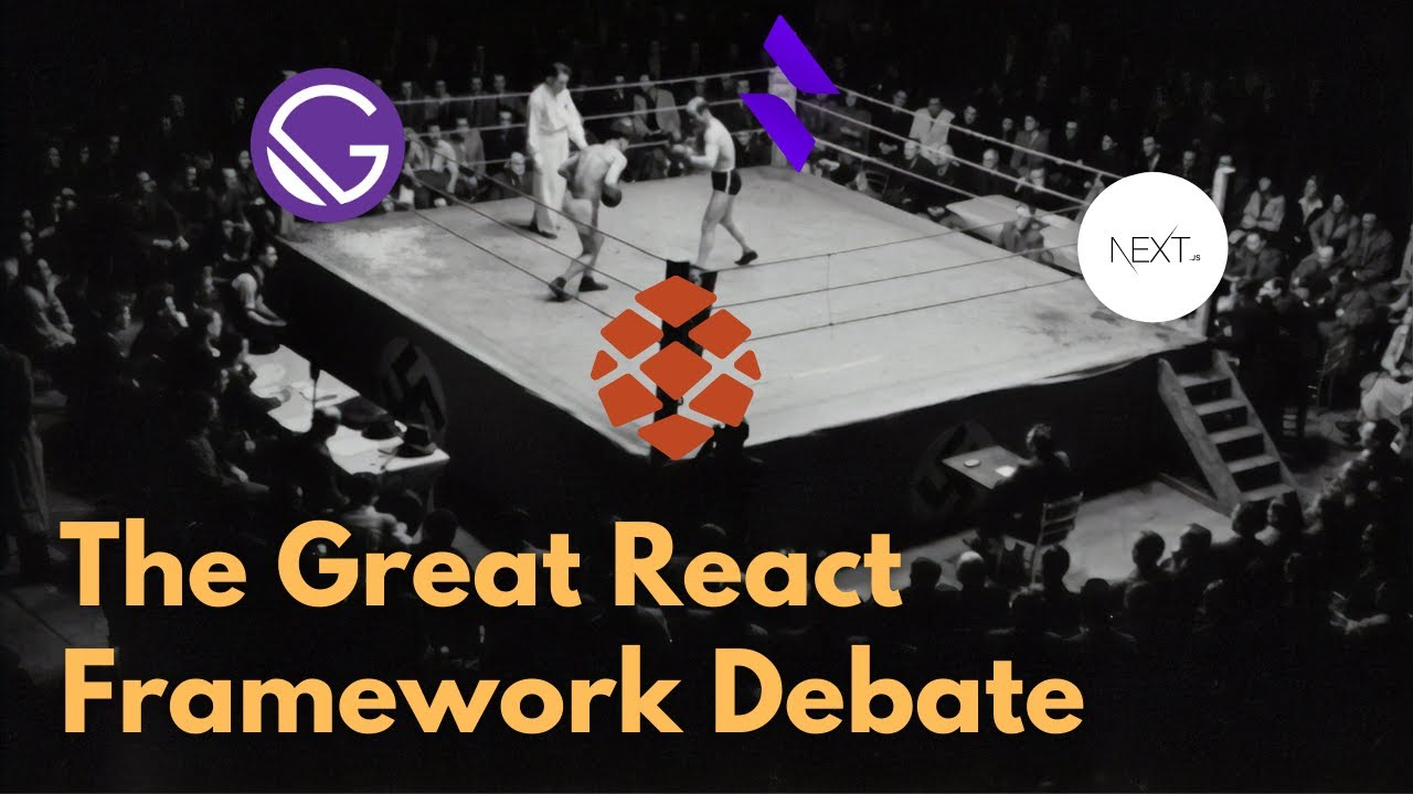 React Framework Comparison: Gatsby, Next.js, Blitz, Redwood