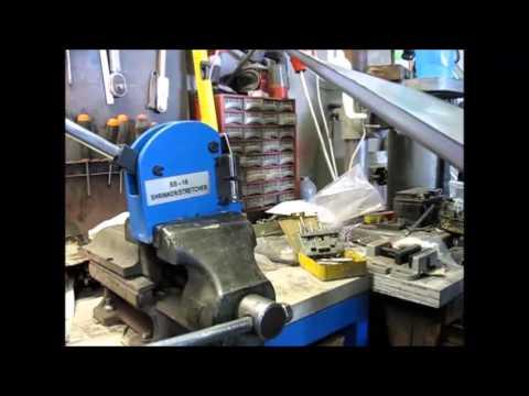 Harbor Freight Bead Roller Upgrade Doovi
