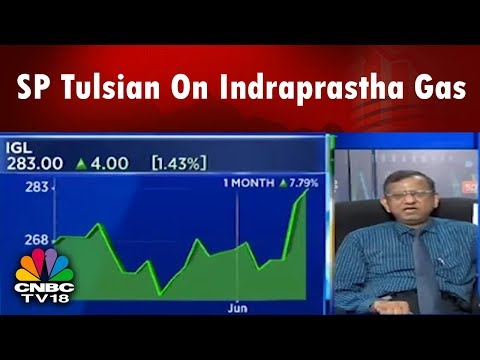 SP Tulsian On Indraprastha Gas: I am Very Much Positive About the Co   CNBC Awaaz
