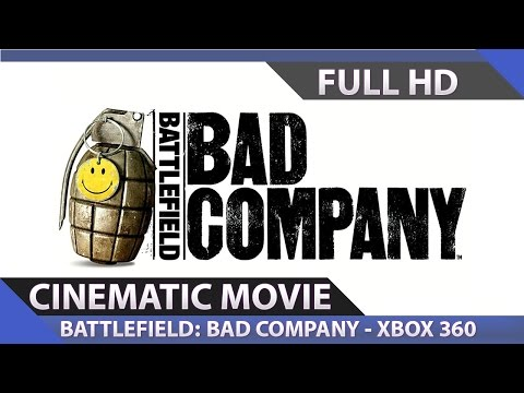 Battlefield: Bad Company - Cinematic Movie (1080p HD)