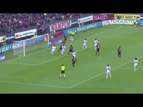 Horror compilation Cagliari Calcio 2014/15