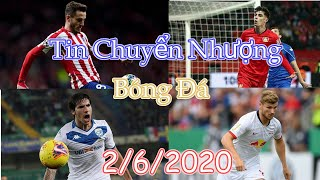 Tin chuyển nhượng - Bóng đá ngày 2/6/2020: M.U mượn tiếp Ighalo đến tháng 1/2021.