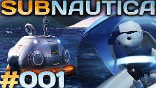 Subnautica Deutsch #1 Let's Play Subnautica German Deutsch Gameplay