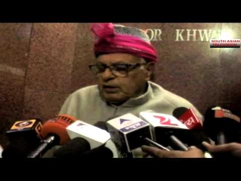 Funny Farooq Abdullah mocks AAP