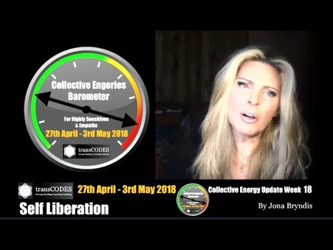 27th APRIL - 3rd May 2018 Energy Update & Energy Tips For Empaths