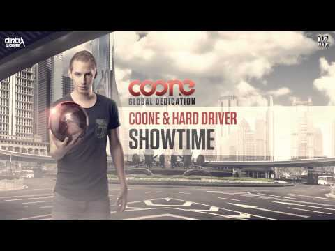 Coone & Hard Driver - Showtime (Official HQ Preview)