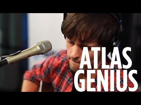 "Atlas Genius ""Symptoms"" (Acoustic) // SiriusXM // Alt Nation"