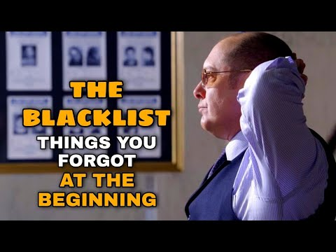 Download Things You Forgot Happened In The First Episode (Pilot) Of The Blacklist
