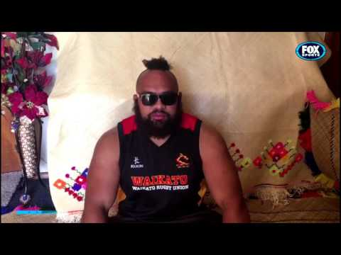 The Other Rugby Show- Tongan Bear with Andrew Mulligan
