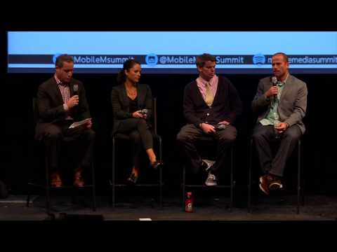 Making the Social Graph Matter in Mobile - Mobile Media Summit during Advertising Week, 2013