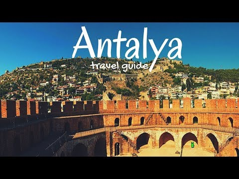 ANTALYA Travel Guide | 5 best places in antalya turkey, that you must visit !!