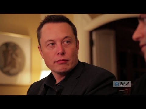 Elon Musk  Space travel, brainscanning and biological engineering for Mars  Full  2016