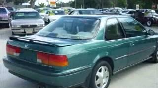 1992 Honda Accord Used Cars Deland FL