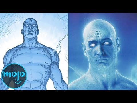 Top 10 Things The Watchmen Movie Did Right