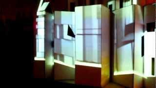 Francoforte Music Lab presents:Alessio Collina@Beat Cafè Live_Installation_Greeninch Design