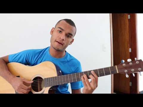 Como tocar Ao Vivo e as Cores MatheusKauanAnitta Com 2 acordes no violão -  de violão
