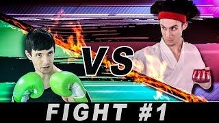 Download LITTLE MAC VS. RYU - SUPER SMASH BROS. MADNESS #1
