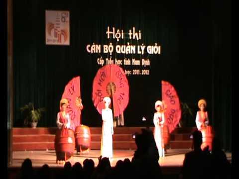 Màn chào hỏi thành phố Nam Định