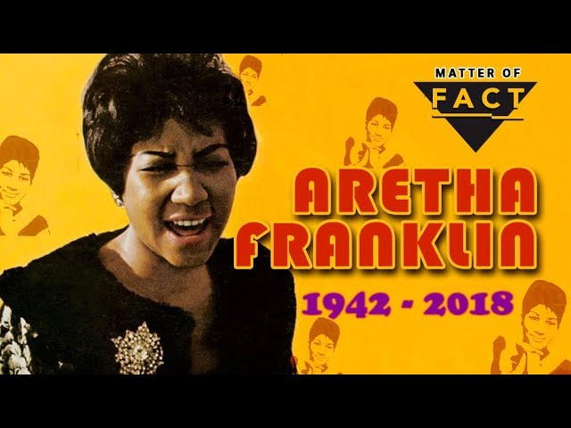 Queen of Soul Aretha Franklin's legacy