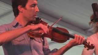 Andrew Bird feat. Tift Merritt - Begging The Question - live at Newport Folk Festival July 2013