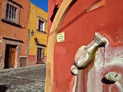 Expat Charles Thomas Speaks About Living in San Miguel de Allende