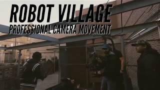 "Fly-Through ""Robot Village"""