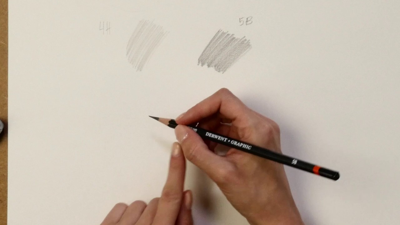 Lightest Drawing Pencil