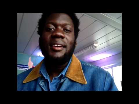 Pure Fm : You got a message from Michael Kiwanuka
