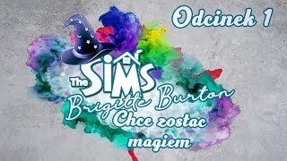 Brigitte Burton chce zostać magiem - The Sims 1 #1