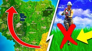 TRAVEL ENTIRE MAP WITHOUT TOUCHING THE GROUND! (Fortnite HOW TO)