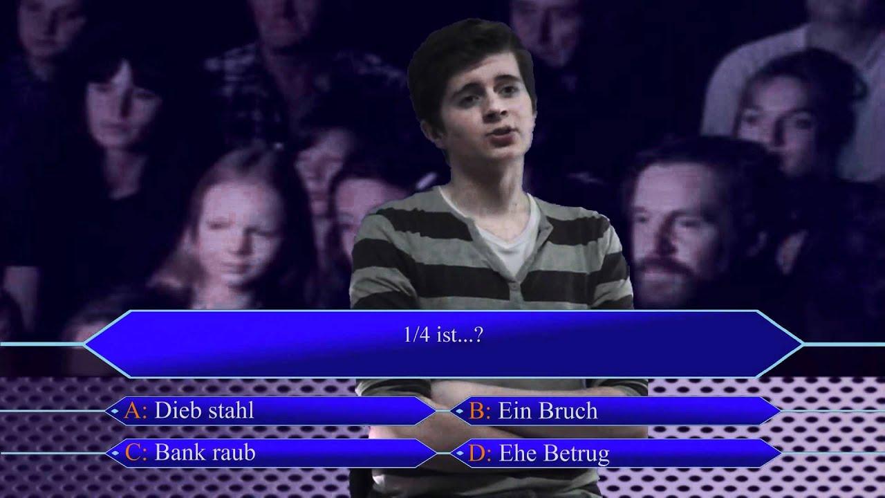Wer Wird Billiardär...? 17/04/12