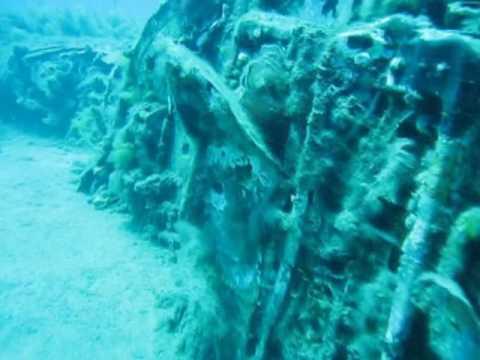 Il Relitto di Torre Barì - Sardegna - Arbatax