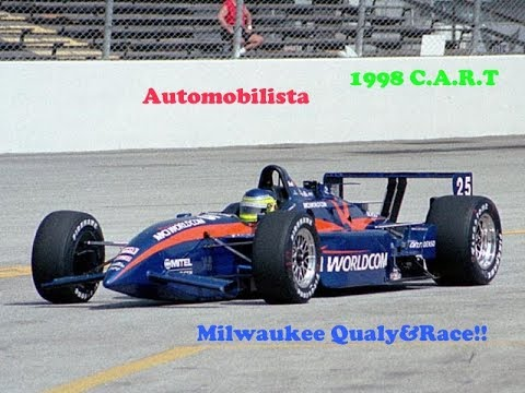 Automobilista: Milwaukee 1998 C.A.R.T. Qualy & Race! (with Track IR+adv. Radio Spotter)