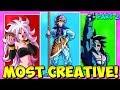 MOST CREATIVE SUPER ATTACKS IN DOKKAN! (Part 2) | Dokkan Battle List