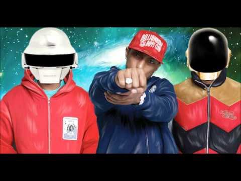 NERD feat Daft Punk  Hypnotize You Nero Remix