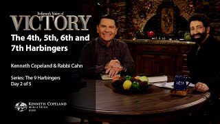 The Fourth, Fifth, Sixth and Seventh Harbingers with Kenneth Copeland and Jonathan Cahn (1-26-16)